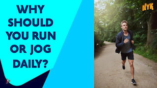 Top 4 Incredible Health Benefits Of Running And Jogging *