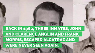 Letter Surfaces 55 Years after 3 Inmates Escaped Alcatraz That May Prove They Survived - Video