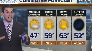 13 First Alert Weather for Thursday morning - Video
