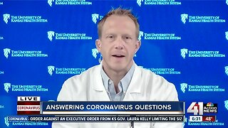 Answering coronavirus questions