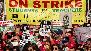 The Los Angeles Teachers Strike Is Officially Over - Video