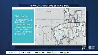 HART studying potential commuter bus service from Plant City to downtown Tampa and Polk County