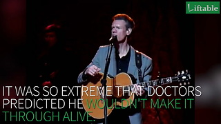 Doctors Tell Randy Travis' Wife to Pull Plug after Stroke. Instead, She Fights Harder - Video