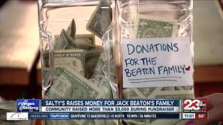 Salty's BBQ Raises Money for Jack Beaton's Family - Video