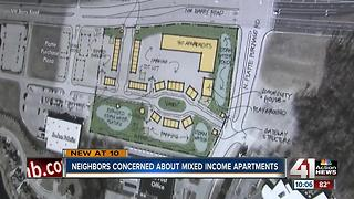 Proposed mixed-income apartment complex met with concerns in northland - Video