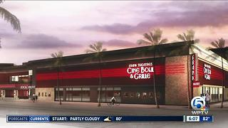 Jupiter to consider movie theater proposal - Video