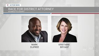 Race for Wyandotte County District Attorney