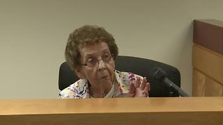 "Elderly woman describes violent home invasion: ""He had my husband's clothes on"""
