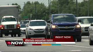 Alternate Evacuation Routes - Video