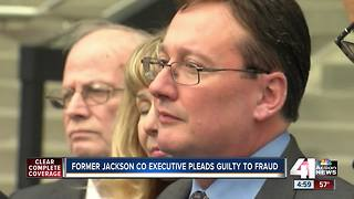 Former Jackson County Executive, his Chief of Staff plead guilty to federal charges - Video