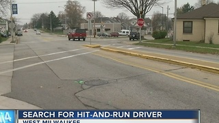 West Milwaukee family wants hit-and-run driver to come forward