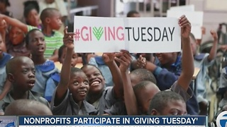 Niagara County restaurants participate in 'Giving Tuesday' - Video