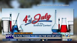 5 Fun Things To Do on July Fourth - Video