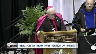 Strong reactions to I-Team priest investigation