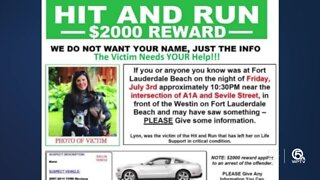 Fort Lauderdale police seek information on hit-and-run crash