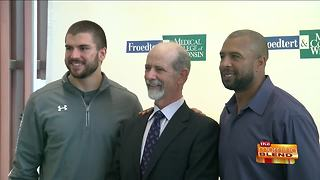 Two Packers Raising Prostate Cancer Awareness - Video