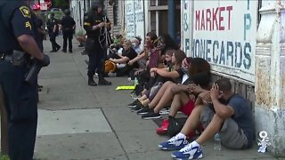 Coalition demands curfew charges against Cincinnati protesters be diismissed
