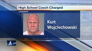 Cudahy High School coach accused of inappropriate relationship with student - Video