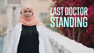 The last doctor in war-torn Yemen - Video