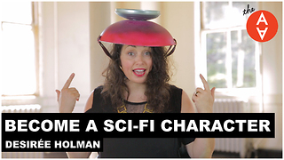 S2 Ep10: Become a Sci-Fi Character - Desirée Holman - Video