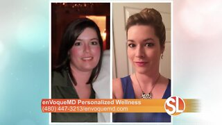 enVoqueMD Personalized Wellness: Connection between your thyroid and your overall health