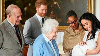 Royal baby name Archie announced by Meghan and Harry
