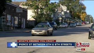 What's Driving You Crazy: Pierce Street one way