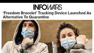 Mark of the Beast is Here: Tracking Bracelet Becomes Reality in Israel