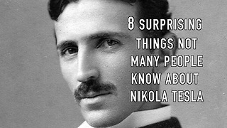 8 Surprising things not many people know about Nikola Tesla