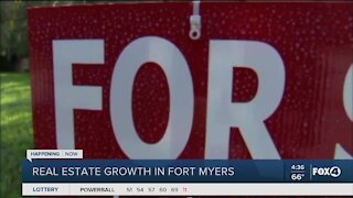 Real estate growth in Southwest Florida