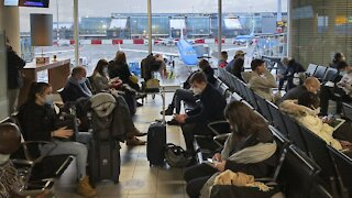 U.K. Visitors Must Test Negative For COVID Before Traveling To U.S.