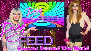 "BIO QWEENS! with Rubber Child and Lisa Limbaugh ""Qweens Around The World"" 