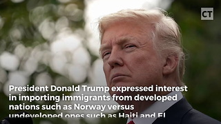 Libs Freak Over Trump Comment, But African Sociologist Agrees - Video