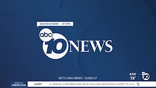 ABC 10News at 4pm Top Stories