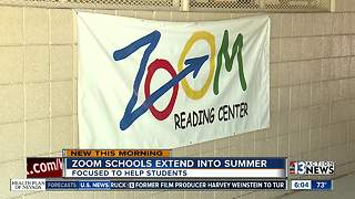 ZOOM schools extend into summer - Video