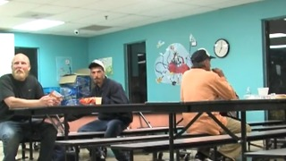Martin County volunteer drives area homeless people to shelters after own homeless experience - Video