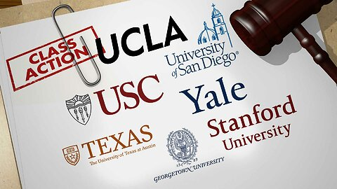 Two Stanford Students File First Class Action Lawsuit Over College Entrance Scandal