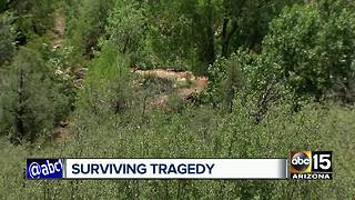 Survivors speaks out after deadly floods near Payson