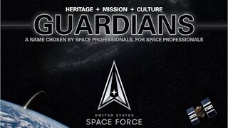 Space Force Personnel To Be Called Guardians