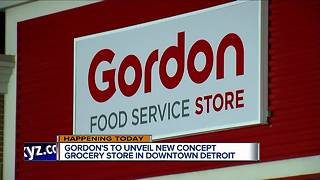 Gordon's Food Service to open new store in downtown Detroit