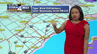 Wind Chill Advisory Issued - Video