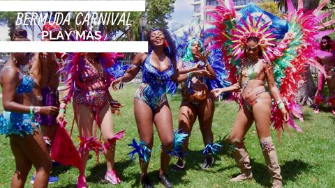 Play Mas: Bermuda Carnival Parade Day