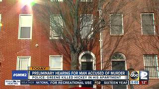 Man accused of killing volunteer firefighter due in court - Video
