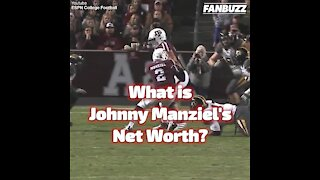Johnny Manziel's Net Worth Isn't Exactly What You'd Expect