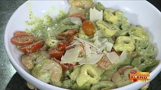 Shrimp Tortellini - Video