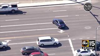 Police identify suspects involved in Valley-wide pursuit