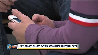 New report claims dating apps share personal data