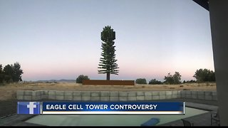 Eagle residents upset over planned cell phone tower - Video