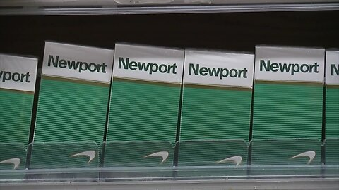 Beginning Thursday, you must be 21 to buy tobacco products in Ohio