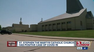 St. Stephen the Martyr has positive COVID-19 case